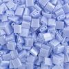 Miyuki Tila Bead 5X5mm 2 Hole Lapis Blue Opaque Luster
